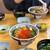 花房 - 料理写真:ウニイクラ丼