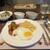 ホテルニューオータニ - 料理写真:グリーンハウスでの朝食