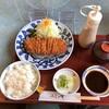 Fujinomi - 料理写真:とんかつ定食