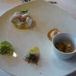 アロマティコ - 前菜