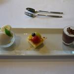 アロマティコ - デザート