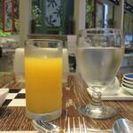 グリーンハウス - オレンジジュース
