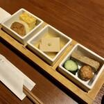 Unosato - 前菜