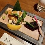 Unosato - 焼き物2種