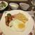 グリーンハウス - 料理写真:スクランブルエッグ、フライドエッグ