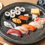 おたる政寿司 - お持ち帰り:政握り2,180円(税抜)
