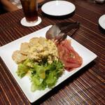 ビストロ ビンゴ - 前菜3種盛り