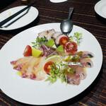 ビストロ ビンゴ - 瀬戸内直送天然鮮魚を中心としたカルパッチョ