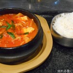 Hantejiya - 山形ホルモン純豆腐