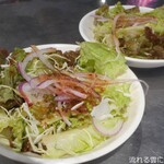 韓豚屋 - サラダ