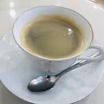 シェ・シブヤ - ホットコーヒー