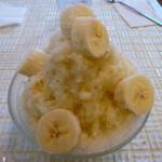 13857676 - バナナミルク