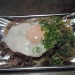 13857690 - 牛肉スタミナ焼き定食(ネギ塩)