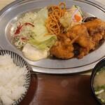 志きしま食堂 - 料理写真:チキン南蛮定食650円