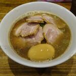 煮干し中華そば 一剣 - 料理写真:中華そば+煮玉子