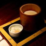 """串房酔"""" - 手作り竹豆腐"""
