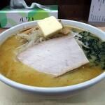 138579983 - 味噌カレー牛乳ラーメン(バター入り)