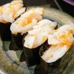 Waraku - つぶ貝とびっこ