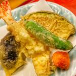 にしぶち - 天ぷら