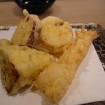 割烹むつごろう - ☆天ぷらも揚げ立てで嬉しゅうございます☆