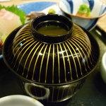 割烹むつごろう - ☆お味噌汁の器です☆