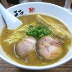 麺や 福座 - 福座ラーメン770円