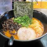 らうめん 侍の侍 - 甘えび香味らうめん825円
