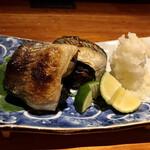 138605982 - さんま松茸はさみ焼
