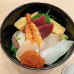 栄寿司 - 海鮮丼