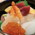 栄寿司 - アップ