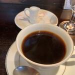 ガロパン フレンチレストラン - コーヒー
