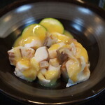 千亀利寿司 - 料理写真:フカ酢味噌