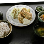 Hajime - アジフライ定食
