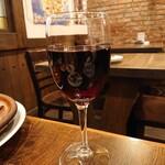 バル・イスパニヤ - 赤ワイン