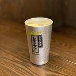 焼鳥 若竹 - こだわり酒場のレモンサワー