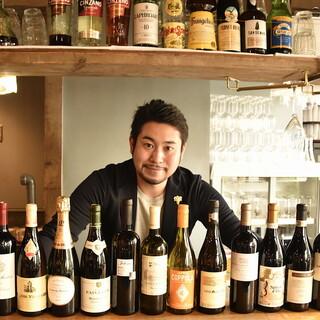 """【骨太ワインソムリエ""""ねぎポン""""が選ぶ、ストレートなワイン】"""