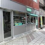 WENT 2 GO - 店頭