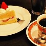 13863768 - ホットコーヒーとのツーショット ~♡