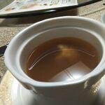 中国郷土料理 錦里 - 7.アワビと冬瓜のスープ