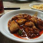 中国郷土料理 錦里 - 9.麻婆豆腐