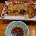 旬菜と海鮮 森田屋 - 手作り餃子