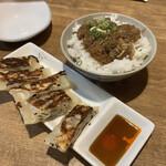 ちー坊の担々麺 -