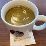 タリーズ コーヒー - ほうじ茶ラテ