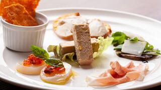 3世代で楽しめるイタリアン 「キッチンmatsui」 - 前菜6種盛合せ