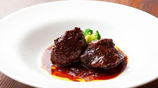 3世代で楽しめるイタリアン 「キッチンmatsui」 - 黒毛和牛ホホ肉の柔らか赤ワイン煮込み