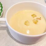 ル・ブラン - スープ