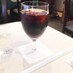 ル・ブラン - アイスコーヒー 苦味がしっかり
