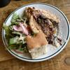 FRONT - 料理写真:豚肉のポルケッタ