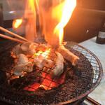 焼肉道食 -