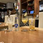 炭焼きと日本酒 らんぷ -